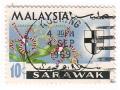 Malezija - Arachnis aeris